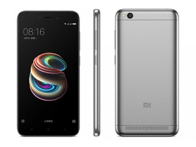 Xiaomi Redmi 5A  2Gb/16Gb Global version (Dark grey)